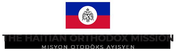 haitian orthodox mission logo - Donate